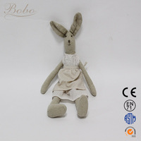 2014 Promotion Gift Plush Toys for Kids Rabbit Sample Accepted