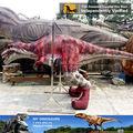 Meu dino- vida tamanho adulto japonês filmes traje de dinossauro