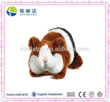 Lifelike Cute Homebred Guinea Pig Doll Toy