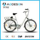 Cheap step bike hot sale 250w TF702 popular eco off road electric bicycle,electric bike hub motor,city bike