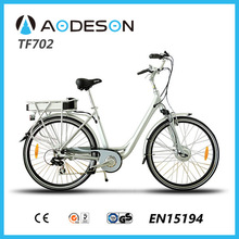 Cheap step bike hot sale 250w TF702 popular eco off road electric bicycle,electric bike hub motor,city bike