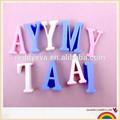 colorido grande educacional glitter espuma eva letras do alfabeto