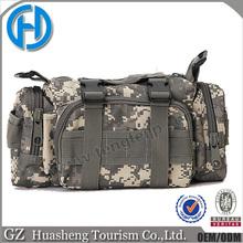 ACU camo tactical molle shoulder bag utility