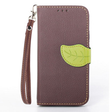 pu leather for samsung galaxy s5 i9600 case