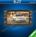 Kjt dvd built- in GPS/bluetooth radio am/fm/tv