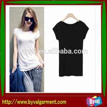 Wholesale cheap t shirt /OEM fashion tshirt 100%cotton/blank plain t shirt