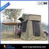 Safari Style waterproof canvas frame tent