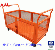 Stainless steel Roll cage ,Roll container , pallet trolley