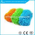 de haute qualité produits de nettoyage en microfibre gant de toilette en gros