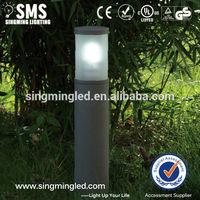 Waterproof IP65 garden lighting pole light,CE and RoHS