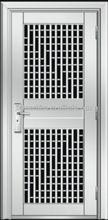 cheap exterior stainless steel security door entrance door