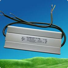 High PFC low ripple led driver aluminum housing ip67 led power supply 36V 300W constant voltage 24v dc input led driver