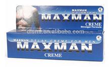 Develop sex cream,penis enhancer cream,100% effect for him MAXMAN