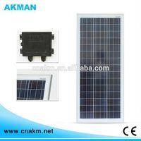 AKMAN photovoltaic solar panels 100w of best price