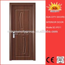 Latest flat panel exterior door SC-P011