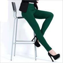 D85705H 2014 autumn new design pure color women pants