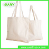 New Natural Recyclable Cotton Canvas Tote Bag