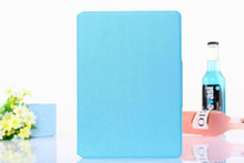 Flip cover leather case for iPad air 2