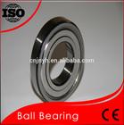china brand YHB deep groove ball bearing 6300 bearing