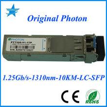 Original PHOTON PT7320-51-1TP 10km SFP fiber optic switch