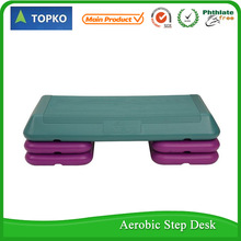 fitness cheap aerobic step for gym equipment/Heavy Duty Professional Aerobic Step