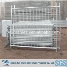 Australia type galvanized temporary fence