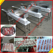 BEST QUALITY beef string machine / beef wearing string machine for sale