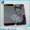 wholesale mobile phone housing for iphone 5s with side key and glass