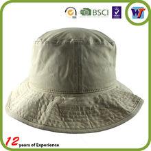 Printed custom colouful children bucket hats