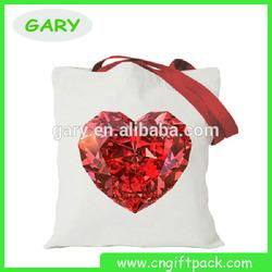 Promotional Reusable Shopping Tote Bag Cotton
