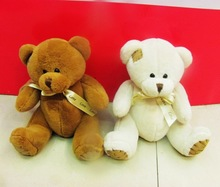 I love you stuffed toy plush white soft toy teddy, music singing animal teddy