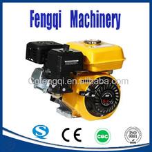 168FK 5.5HP Gasoline engine for universal usage, red color gasoline enginee