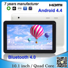 alibaba express tablet pc specifications 10 inch 1GB/8GB cheap chinese laptops quad core HDMI android pc android module