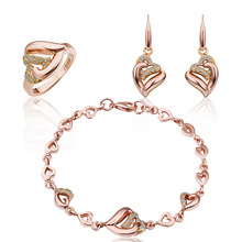 NEWEST DESIGN MAGNETIC WOMEN JEWELRY SET, GOOD QUALITY AFRICAN FASHION JEWELRY SETS, CHEAP 18K GOLD JEWELRY