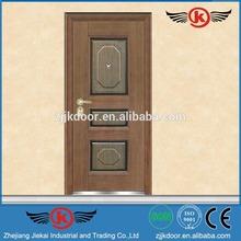JK-S9225 security door grills designs/american steel door/steel door skin