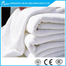 100 cotton velour promotional beach/bath towel with print logo
