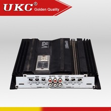 UKC V12#Professional combined power amplifier with bluetooth car amplifier qsc