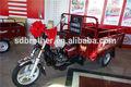 Triciclo de carga vespa de china motocicleta/para triciclo de carga