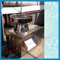 Azida de acero inoxidable de coco máquina de pulir para rallado lacarnedecoco/lacarnedecoco amoladoras/moledoras/esmeriles precio de la máquina