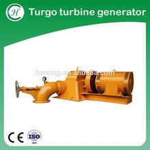 Turgo turbine AC generator,micro hydro turbine,micro hydroelectric power station