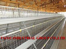 TAIYU Steel Structure Chicken Breeding Cage