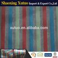 stripe curtain,organza fabric,wholesale fabric
