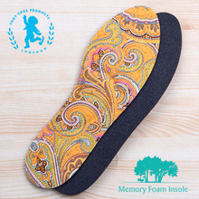 Comfortable memory foam insoles for high heels,insole ,activated carbon insole