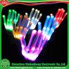 Halloween flashing gloves led light up glove toy