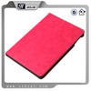 Flip leather case for tab,waterproof flip leather case cover for ipad 6