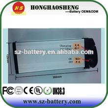 High capcity 48v 10 lithium ion power tools batteries 48 volt li-ion battery pack
