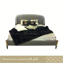 JB72-01 popular style antique chinese beds from JL&C furniture(China supplier)
