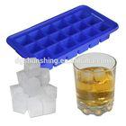 Silicone Mini Cube Ice Cube Tray , ice cube silicone tray for kitchenware , silicone cube ice
