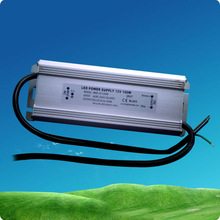 dc to ac led driver 12v constant voltage led waterproof power supply 100w