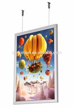 2014 New Aluminum LED Light Frame Photo Picture Frame